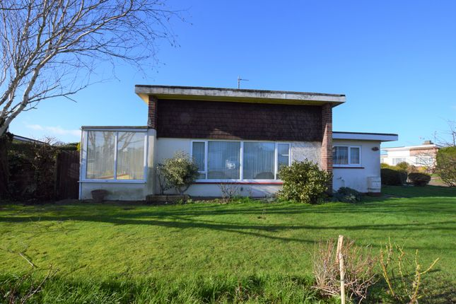Thumbnail Bungalow for sale in The Square, Pevensey Bay