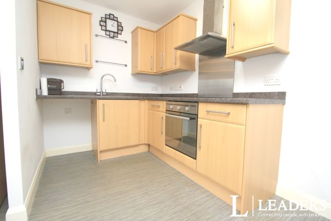 2 bed flat to rent in Ernest Court, Northwich CW9