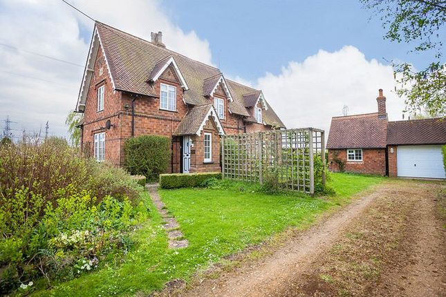 Thumbnail Semi-detached house for sale in Verney Junction, Buckingham