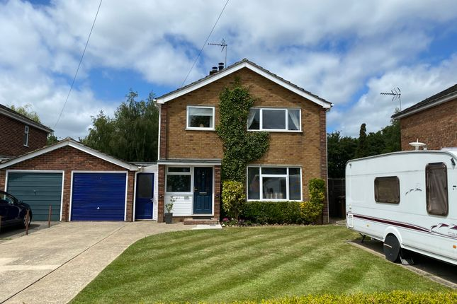 Link-detached house for sale in All Saints Road, Creeting St. Mary, Ipswich
