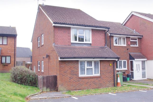 2 bed flat for sale in Buttermere Road, St Pauls Cray, Kent