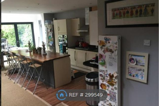Thumbnail Terraced house to rent in Crystal Palace Road, London