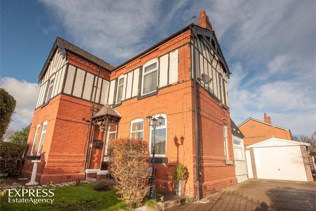 Thumbnail Detached house for sale in Bolton Road, Pendlebury, Swinton, Manchester