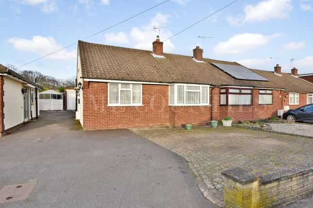 Thumbnail Semi-detached bungalow for sale in Sunnybank Road, Potters Bar