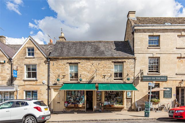 Thumbnail Terraced house for sale in High Street, Burford, Oxfordshire