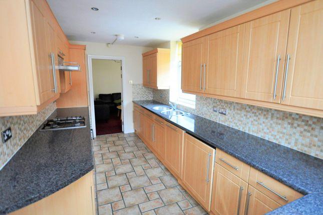 Thumbnail Maisonette to rent in Chillingham Road, Heaton, Newcastle Upon Tyne
