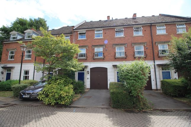 Thumbnail Terraced house for sale in Courtlands Close, Edgbaston, West Midlands