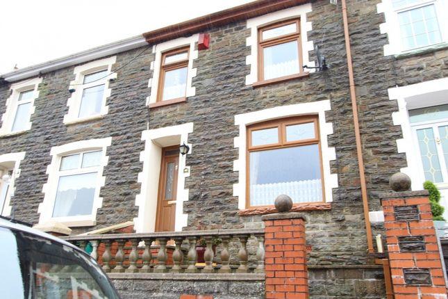 Thumbnail Terraced house for sale in Brynhyfryd Terrace -, Ferndale