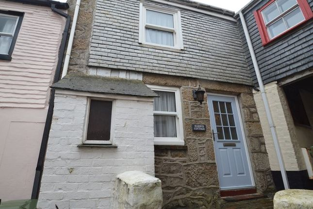 Thumbnail Cottage for sale in Nr Porthmeor, St Ives, Cornwall