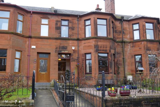 Thumbnail Terraced house for sale in Fothringham Road, Ayr