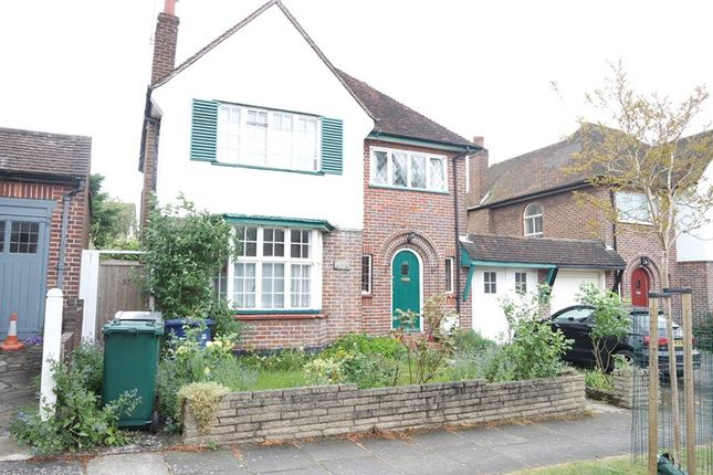 Thumbnail Semi-detached house to rent in The Croft, Barnet