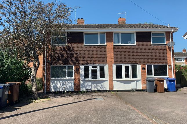 Thumbnail Semi-detached house to rent in Willow Road, Barton Under Needwood, Burton-On-Trent