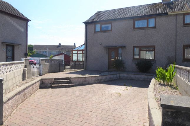 Thumbnail End terrace house for sale in Cockburn Place, Elgin
