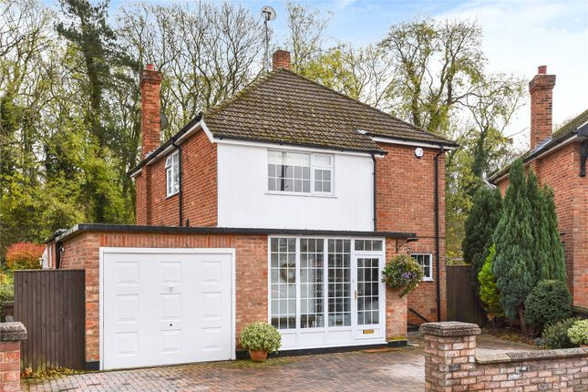 Thumbnail Detached house for sale in Hunsley Crescent, Grimsby