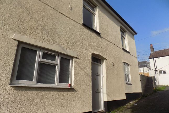 Thumbnail Flat to rent in Alexandra Road, Six Bells, Abertillery
