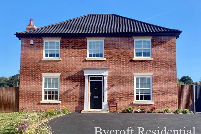Thumbnail Detached house for sale in Tower Road, Fleggburgh, Great Yarmouth