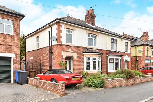 Thumbnail Semi-detached house for sale in Lindon Drive, Alvaston, Derby