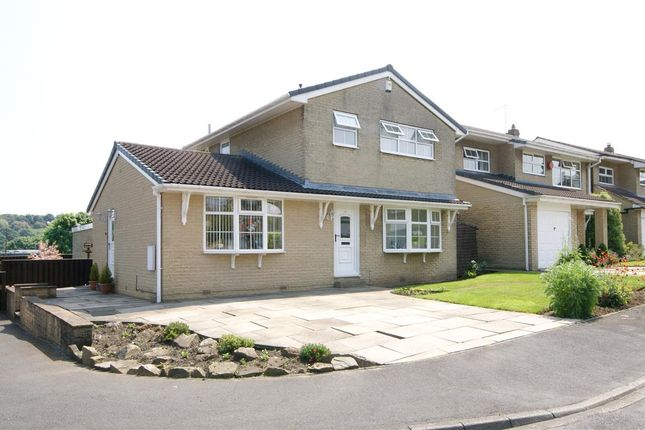 Thumbnail Detached house for sale in Wentworth Court, Brighouse