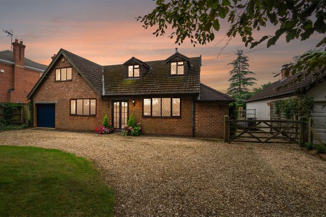 Thumbnail Detached house for sale in North Road, South Kilworth