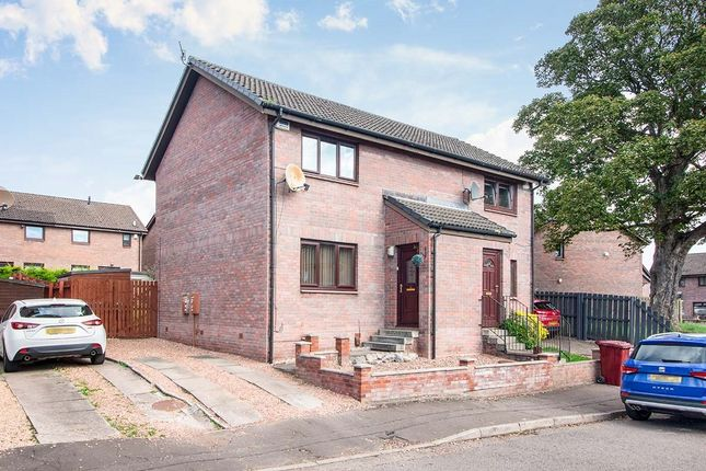 Thumbnail Semi-detached house for sale in Ashkirk Gardens, Dundee