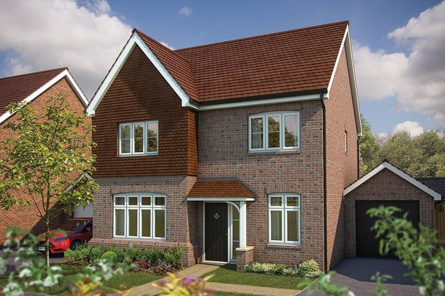 """Thumbnail Detached house for sale in """"The Aspen"""" at Rushland Field, Chinnor"""