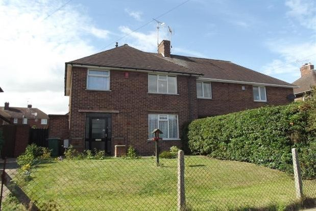 Thumbnail Semi-detached house to rent in Botany Avenue, Mansfield