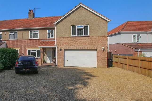 Thumbnail Semi-detached house for sale in South Wootton Lane, King's Lynn