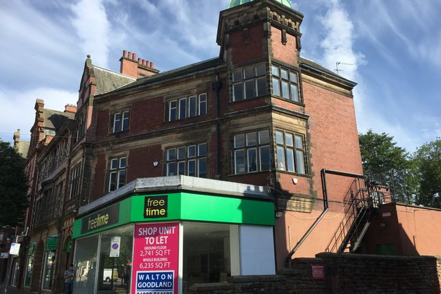Thumbnail Retail premises to let in 46-48 Castle Street, Carlisle