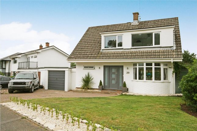 3 bed detached house for sale in Conifer Avenue, Parkstone, Poole BH14