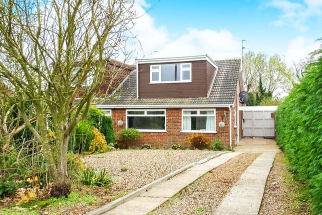 Thumbnail Bungalow for sale in Bishop Herbert Close, Hockering, Dereham