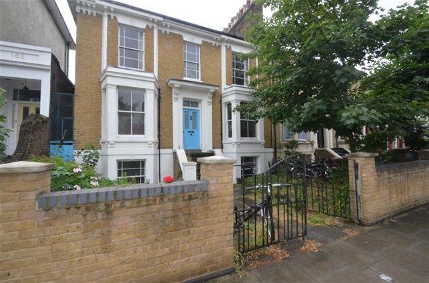 Thumbnail Semi-detached house for sale in Richmond Road, London Fields