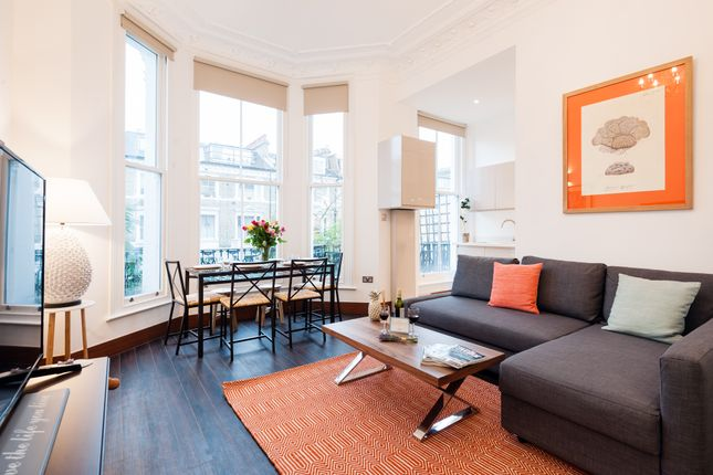 Thumbnail Flat to rent in Holland Road, Kensington