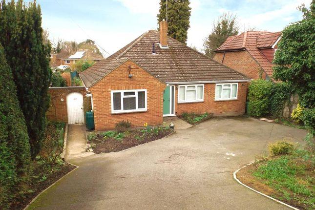 Thumbnail Detached bungalow for sale in School Hill, Sandhurst, Berkshire
