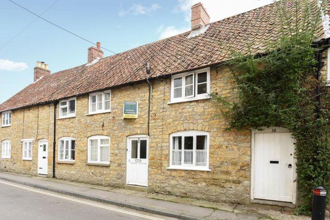 Thumbnail Terraced house for sale in Fleet Street, Beaminster, Dorset