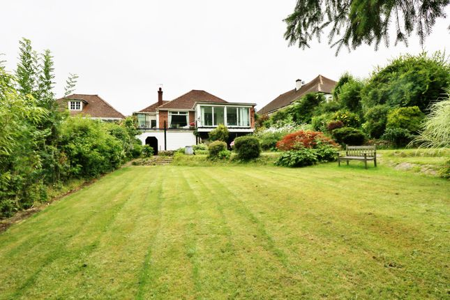 Thumbnail Detached bungalow for sale in Mountwood Close, South Croydon