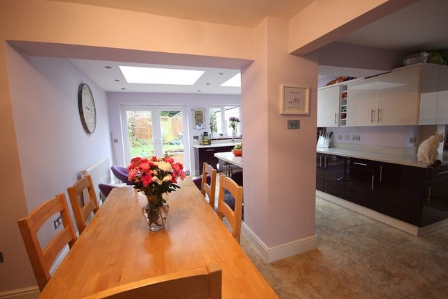 Thumbnail Semi-detached house for sale in St. Catherines Road, Kettering, Northamptonshire.