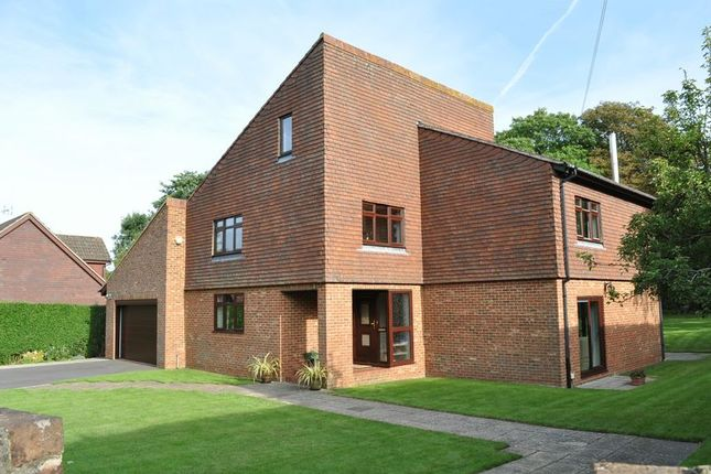 Thumbnail Detached house for sale in Crampshaw Lane, Ashtead