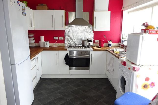 Kitchen of Cornbrook Park Road, Old Trafford, Manchester. M15