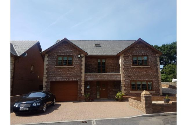 Thumbnail Detached house for sale in Berkeley Close, Birchgrove