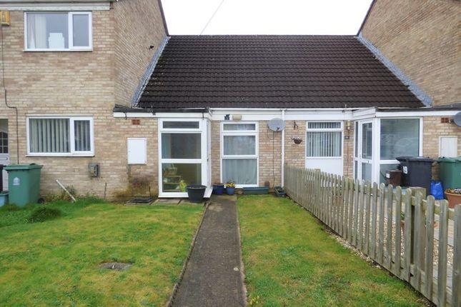 1 bed terraced house for sale in Tidswell Close, Quedgeley, Gloucester