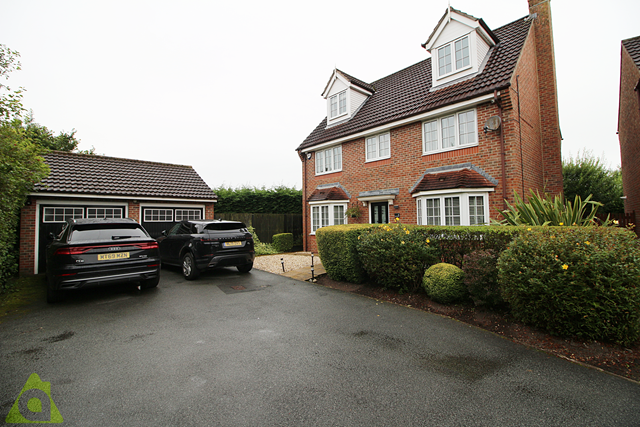 Thumbnail Detached house for sale in Ditton Brook, Westhoughton