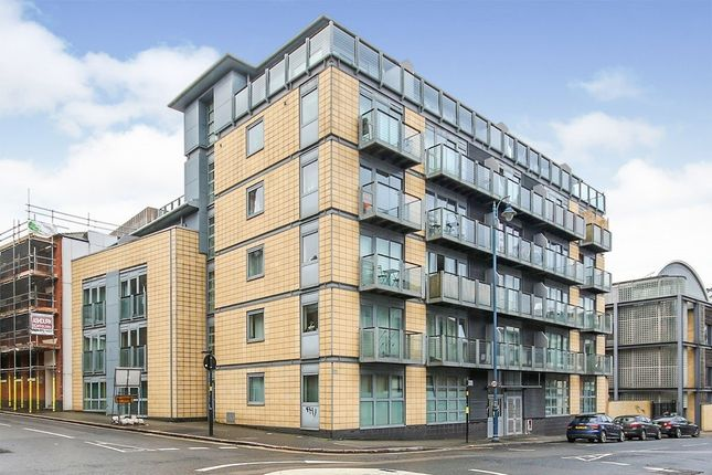1 bed flat for sale in Churchgate Plaza, 185 Holliday Street, Birmingham, West Midlands B1