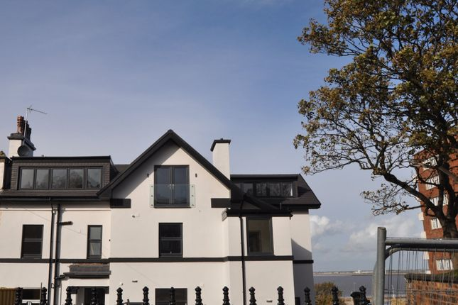 Thumbnail Flat to rent in Wellington Road, New Brighton, Wallasey