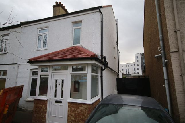 Thumbnail Terraced house for sale in Sudbury Crescent, Wembley, Greater London