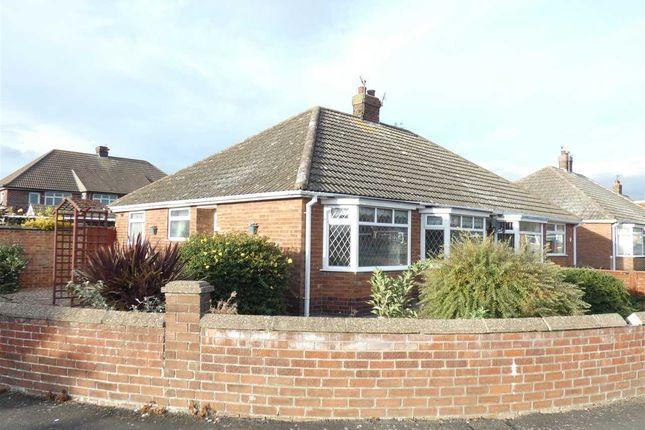 Thumbnail Semi-detached bungalow for sale in Halton Place, Cleethorpes