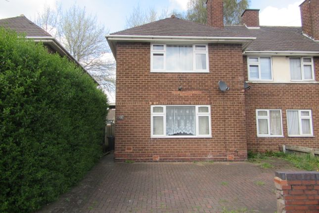 Thumbnail Maisonette to rent in Westwood Road, Aston