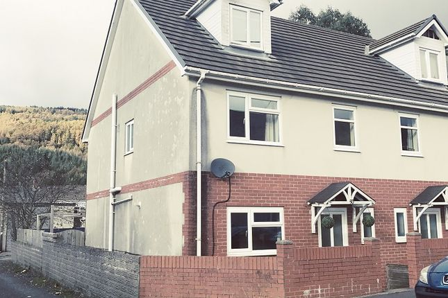 Thumbnail Semi-detached house to rent in Cory Street, Resolven, Neath Port Talbot.