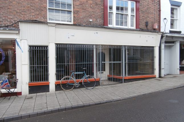 Thumbnail Retail premises to let in High Street, Whitchurch, Shropshire