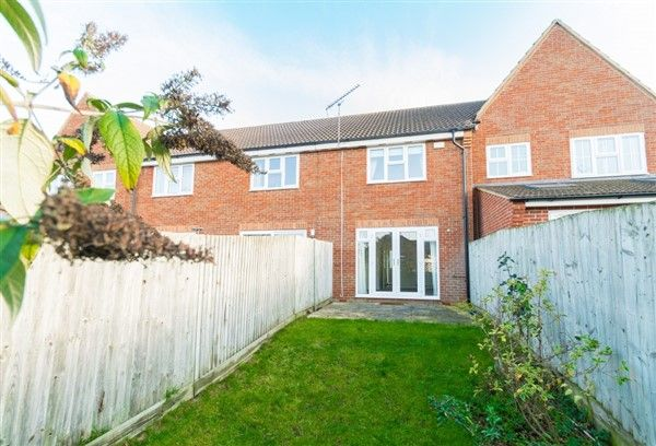 Thumbnail Terraced house to rent in Tuckers Road, Faringdon
