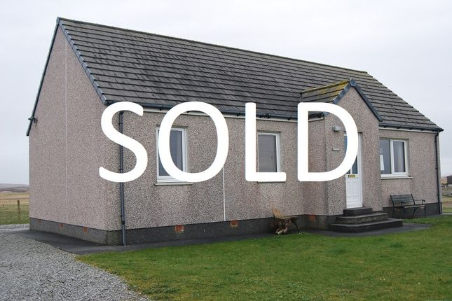 Thumbnail Detached house for sale in Nunton, Isle Of Benbecula